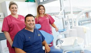 dentist sam ellassar and team